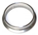 Příruba kruhová na v-band 76mm (3 palce) - nerezová
