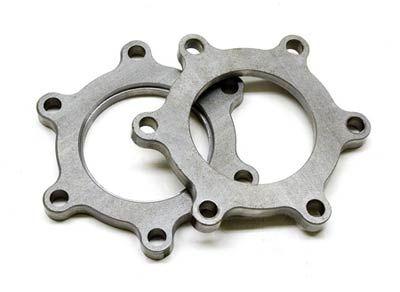 Turbo Parts Příruba na výfukovou část GT32 63,5mm (nerez)
