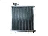 Tepelný výměník (Air to water heat exchanger) - externí vodní chladič 300 x 350 x 35mm