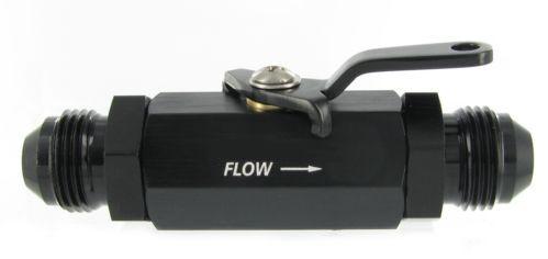 "Torques Vypínací ventil (shut off valve) D-06 (AN6) 9/16""x18-UNF"