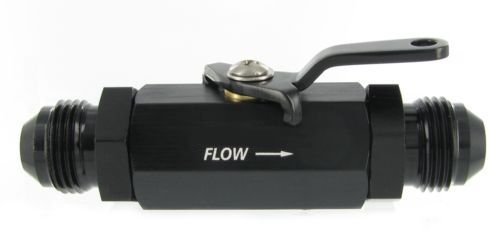 "Torques Vypínací ventil (shut off valve) D-08 (AN8) 3/4""x16-UNF"