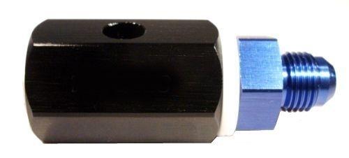 "Zpětný ventil celo hliníkový Torques do nádrže - D-06 (AN6) 9/16""x18-UNF"