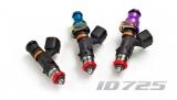 Sada vstřikovačů Injector Dynamics ID725 pro Audi A3 / A4 / A5 / A6 / S3 / TT 2.0 TFSi