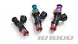 Sada vstřikovačů Injector Dynamics ID1000 pro VW Golf 4 / Bora / Eos / Jetta / Lupo / New Beetle / Passat / Polo / Sharan 1.8T 20V