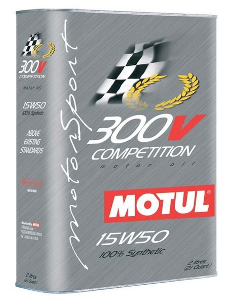 Olej Motul 300V Competition 15W50 - 2l