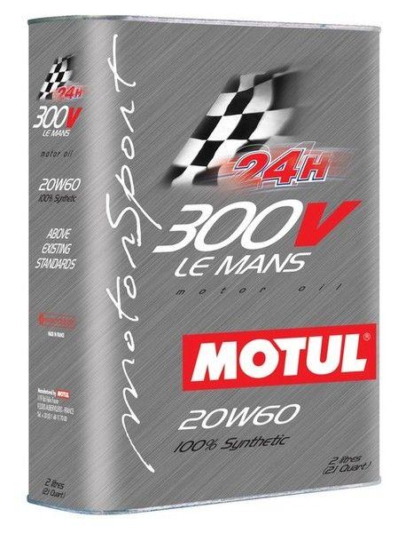 Olej Motul 300V Le Mans 20W60 - 2l