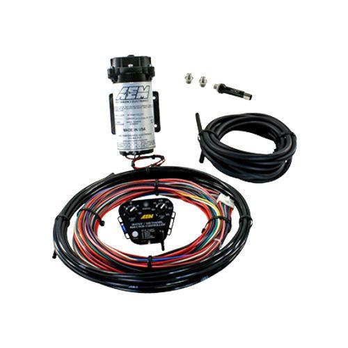 Vstřikování vody a metanolu AEM 30-3302 V2 - přeplňované motory - bez nádržky