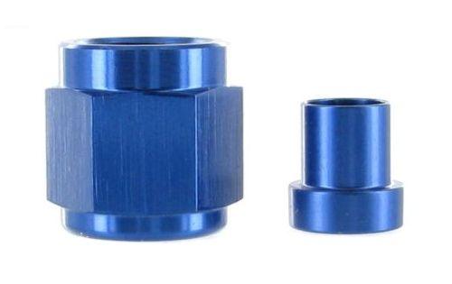 """Torques Fitinka pro trubkové vedení (hardline) D-06 (AN6) 9/16""""x18-UNF na trubku 9,5mm (3/8"""")"""