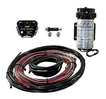 Vstřikování vody a metanolu AEM 30-3352 V2 - N/A + přeplňované high-boost motory - bez nádržky