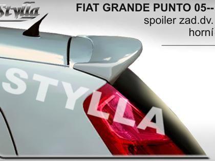 Stříška - střešní spoiler Fiat Grande Punto Stylla
