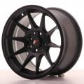 Alu kolo Japan Racing JR11 15x8 ET25 4x100/114 Flat Black