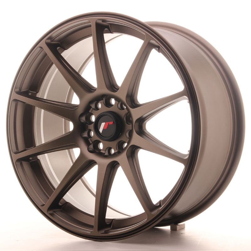 JAPAN RACING Alu kolo Japan Racing JR11 18x8,5 ET30 4x108/114,3 Dark Bro