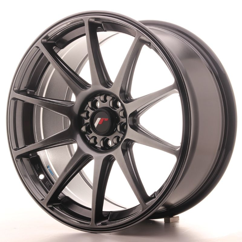 Alu kolo Japan Racing JR11 18x8,5 ET30 4x108/114,3 Dark Hip