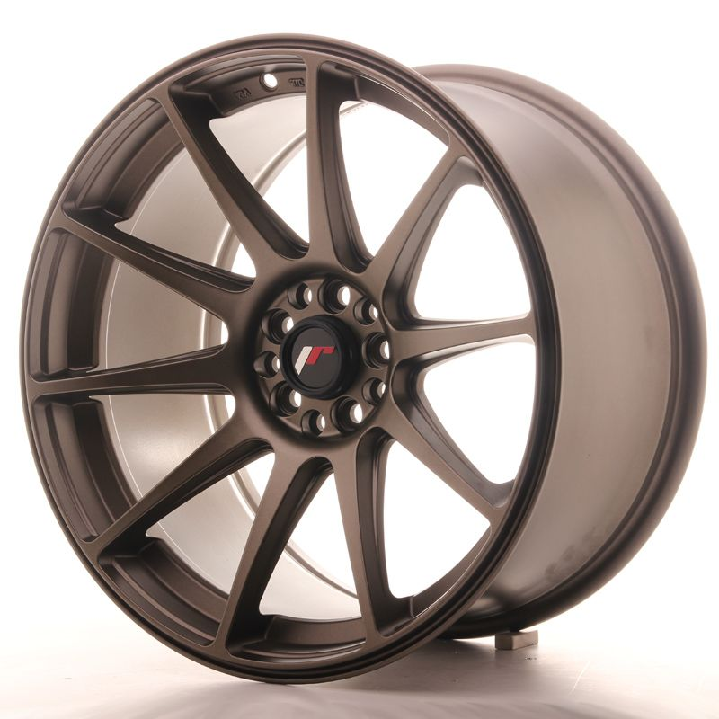 Alu kolo Japan Racing JR11 18x9,5 ET30 4x108/114,3 Dark Bro