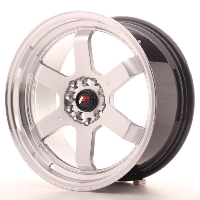 Alu kolo Japan Racing JR12 17x8 ET35 5x112/120 Hyper Silver