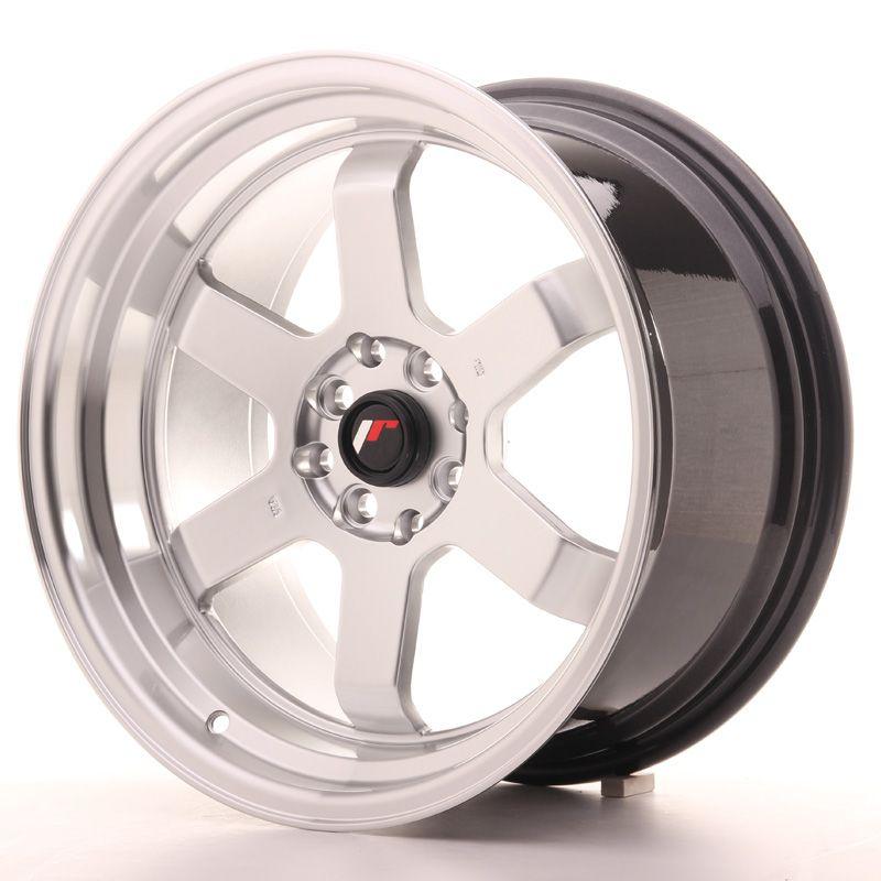 Alu kolo Japan Racing JR12 17x9 ET25 5x112/120 Hyper Silver
