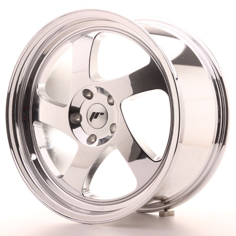 JAPAN RACING Alu kolo Japan Racing JR15 18x8,5 ET35-40 Blank Vacum Chrom