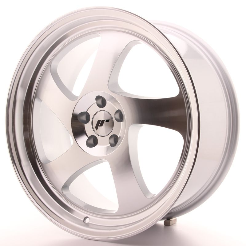 JAPAN RACING Alu kolo Japan Racing JR15 19x8,5 ET35 5x114,3 Silver Machi