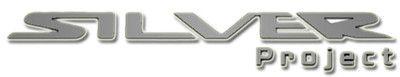 Zadní horní uložení tlumičů (Pillowball Top Mounts) Silver Project Nissan 200SX S13/S14/S15 - -12mm
