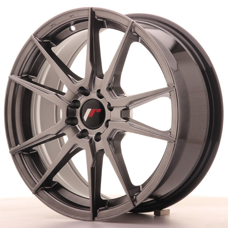 JAPAN RACING Alu kolo Japan Racing JR21 17x7 ET40 5x108/112 Hiper Black