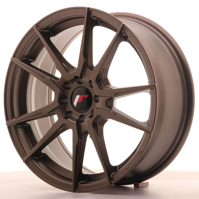 JAPAN RACING Alu kolo Japan Racing JR21 17x7 ET40 5x108/112 Matt Bronze