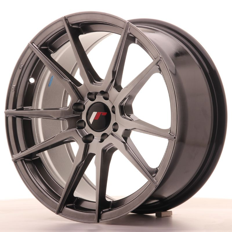 JAPAN RACING Alu kolo Japan Racing JR21 17x8 ET35 5x108/112 Hiper Black
