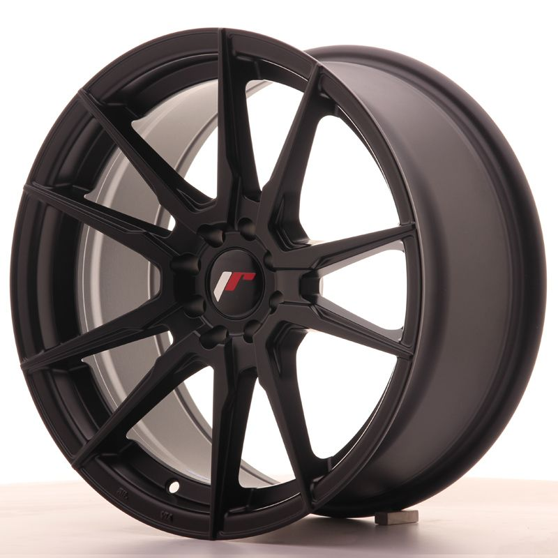 JAPAN RACING Alu kolo Japan Racing JR21 17x8 ET35 5x108/112 Matt Black