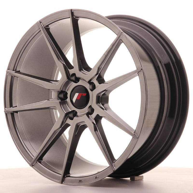 JAPAN RACING Alu kolo Japan Racing JR21 18x8,5 ET40 5x114,3 Hiper Blac