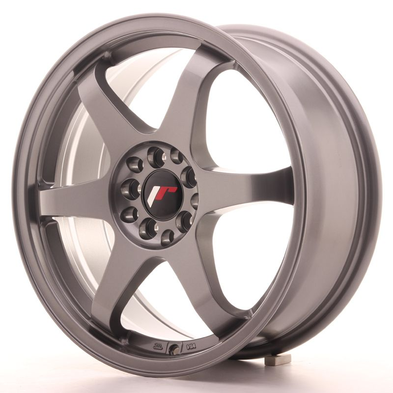 JAPAN RACING Alu kolo Japan Racing JR3 17x7 ET40 5x108/112 Gun Metal