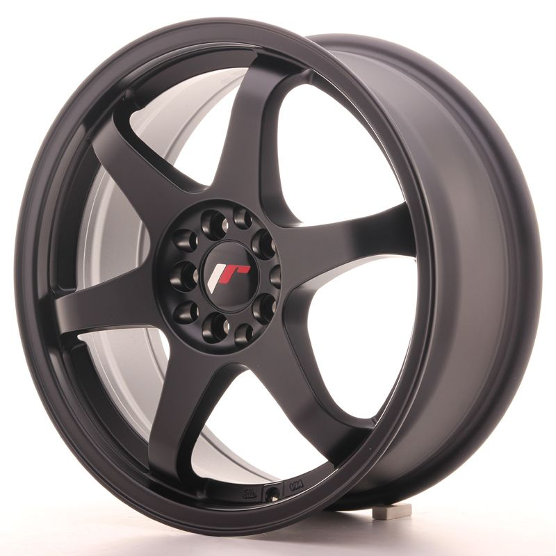 JAPAN RACING Alu kolo Japan Racing JR3 17x7 ET40 5x108/112 Matt Black