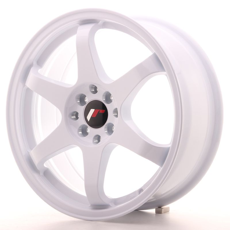 JAPAN RACING Alu kolo Japan Racing JR3 17x7 ET40 5x108/112 White