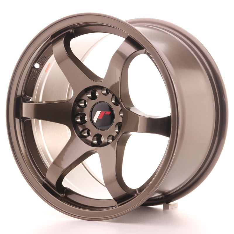 JAPAN RACING Alu kolo Japan Racing JR3 17x9 ET25 4x108/114,3 Bronze
