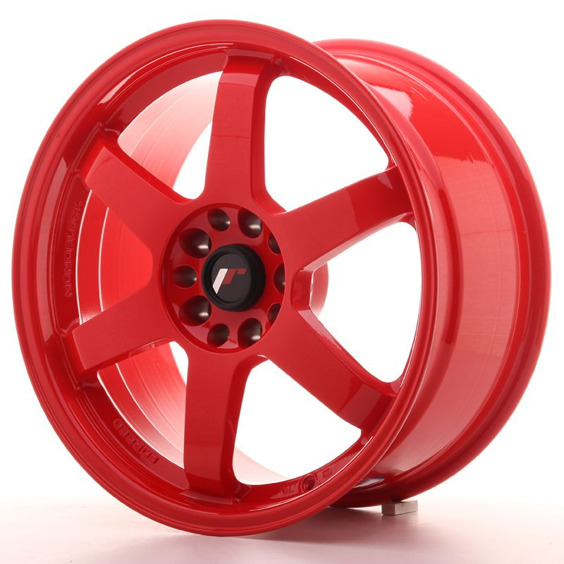JAPAN RACING Alu kolo Japan Racing JR3 18x8,5 ET15 5x114,3/120 Red