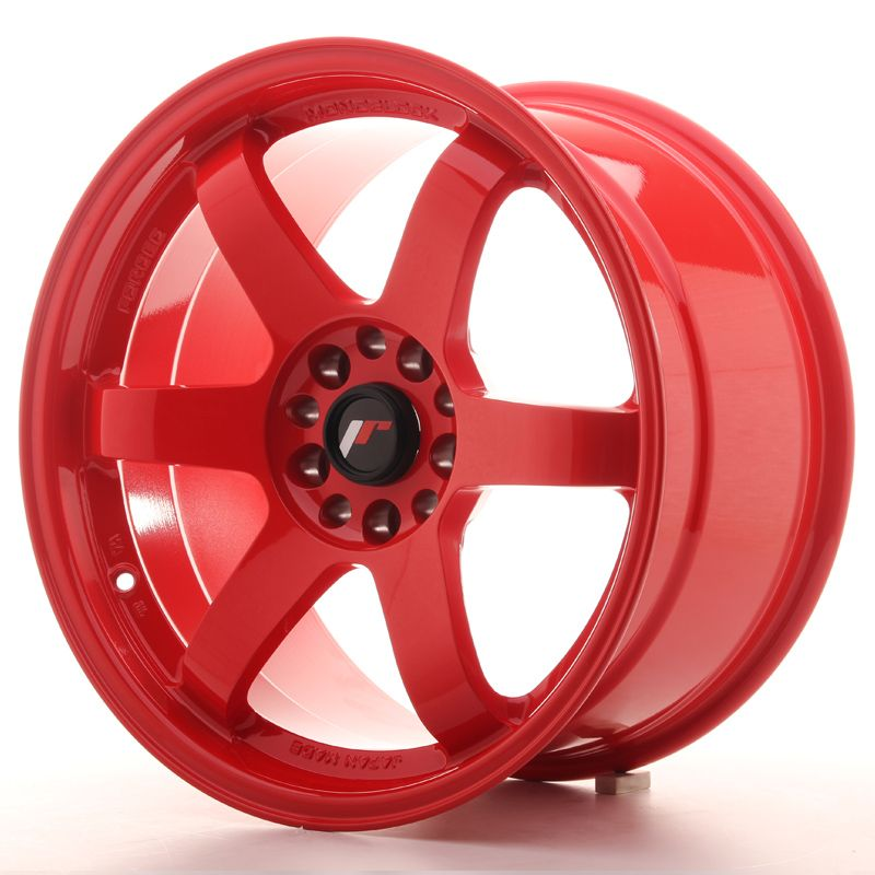 JAPAN RACING Alu kolo Japan Racing JR3 18x9,5 ET15 5x114,3/120 Red