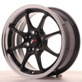 Alu kolo Japan Racing JR5 15x7 ET35 4x100 Gloss Black