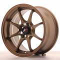 Alu kolo Japan Racing JR5 15x8 ET28 4x100 Dark Abz