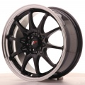 Alu kolo Japan Racing JR5 16x7 ET30 4x100/108 Gloss Black