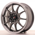 Alu kolo Japan Racing JR5 16x7 ET30 4x100/108 Gun Metal