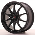 Alu kolo Japan Racing JR5 17x7,5 ET35 4x100/114,3 MattBlack