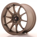 Alu kolo Japan Racing JR5 17x9,5 ET25 5x100/114,3 ABZ bronz
