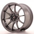 Alu kolo Japan Racing JR5 17x9,5 ET35 5x100/114,3 Matt GM