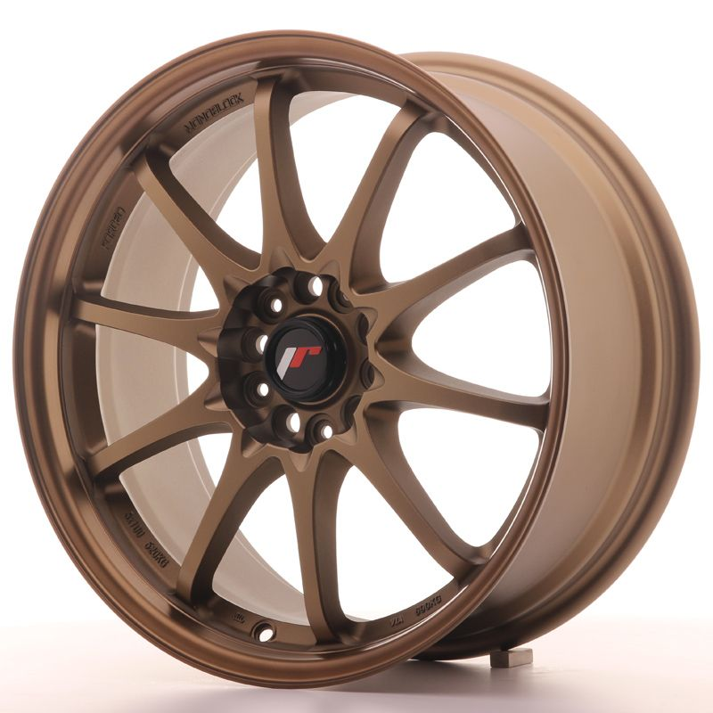 JAPAN RACING Alu kolo Japan Racing JR5 18x8 ET35 5x114,3 Dark ABZ
