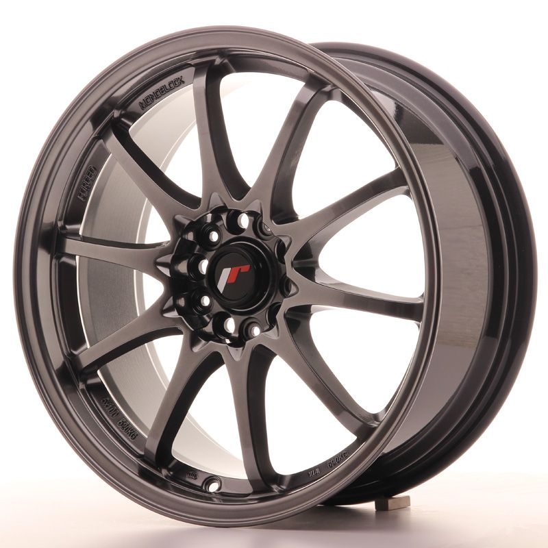 JAPAN RACING Alu kolo Japan Racing JR5 18x8 ET35 5x114,3 HypBlack