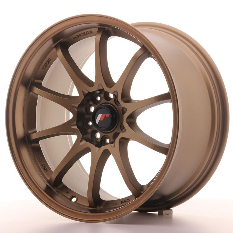 JAPAN RACING Alu kolo Japan Racing JR5 18x9,5 ET22 5x114,3 Dark ABZ