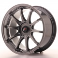Alu kolo Japan Racing JR5 18x9,5 ET35-38 5H Blank HypBlack