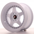 Alu kolo Japan Racing JR6 15x8 ET25 4x100/108 White