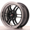 Alu kolo Japan Racing JR7 15x7 ET38 4x100/114 Gloss Black