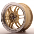 Alu kolo Japan Racing JR7 15x7 ET38 4x100/114 Gold