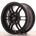 Alu kolo Japan Racing JR7 15x7 ET38 4x100/114 Matt Black