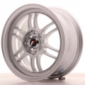 Alu kolo Japan Racing JR7 15x7 ET38 4x100/114 Silver